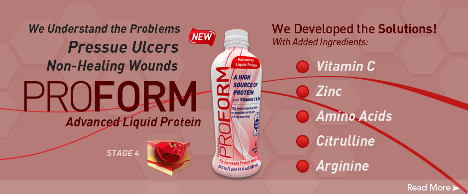 Proform Advanced Liquid for Wound Care